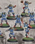 BLOOD BOWL: Reikland Reavers TEAM