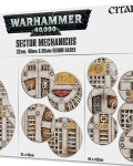 Sector Mechanicus Industrial Bases?