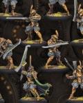 Retribution House Ellowuyr Swordsmen