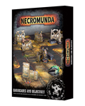 Necromunda BARRICADES AND OBJECTIVES?