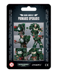 Dark Angels Primaris Updates?