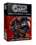 CITADEL COMBAT CARDS: SPACE MARINES + CHAOS?