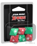 Star Wars: X-Wing - Dice Pack (druga edycja)?