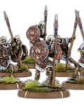 The Dead of Black Barrow, Wihtg?r Unit (10x warriors)?
