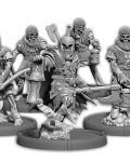 The Betrayers of Ceafor Barrow, Wihtax Unit (10x Warriors w cmd)?