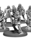 The Betrayers of Ceafor Barrow, Wihtax Unit (10x Warriors)?