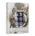 AGE OF SIGMAR Command  & Status Dice?
