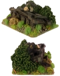 British Wrecked Cruiser Mk III (A13) (Battle of France) Objective Marker?