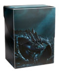 Dragon shield Deck Shell - ART - SLATE, Escotarox