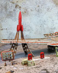 FALLOUT RED ROCKET SCENIC SET?