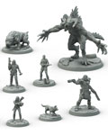FALLOUT TWO PLAYER STARTER MODELS COLLECTORS RESIN SET?