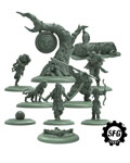 The Hunter's Guild: Blessed of the Sun Father (Resin)?