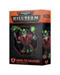 Kill Team: Ankra the Colossus Necron Commander Set?