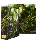 Slipcase binder - green, Radix the Living Root?