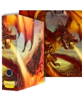 Slipcase binder - red, Char the Burning Tornad?