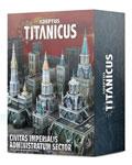 ADEPTUS TITANICUS CIVITAS IMPERIALIS ADMINISTRATUM SECTOR