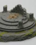 Dragons temple (circular stone temple)?