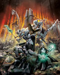 Retribution Of Scyrah (hardcover)?