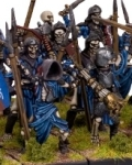 Undead skeleton regiment?