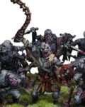 Undead ghoul regiment with metal ghast?