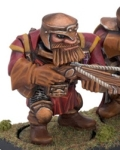 Dwarf ironwatch regiment?