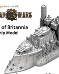 Kingdom of britannia battleship?