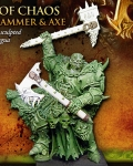 Lord of chaos hammer- axe?