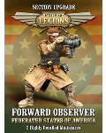 Federated states of america forward observer?