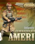Federal infantry section?