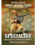 Federated states specialist and infantryman?