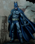 Batman (arkham city)?