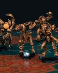 Dreadball - locust city chiefs team booster?