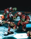 Dreadball - greenmoon smackers team booster?
