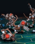 Dreadball - skittersneak team booster?