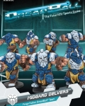 Dreadball - midgard delvers forge father team?