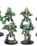Dreadball - koeputki kolossals zees team?