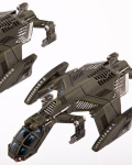 Raven type b light dropships?