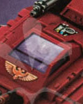 Blood Angels Stormraven Gunship?