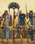 Tomb kings skeleton warriors?