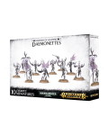 Daemonettes of slaanesh?