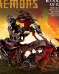 Daemons Of Khorne Bloodthrone?