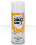 Corax white spray 400ml?