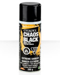 Chaos black spray 400ml?
