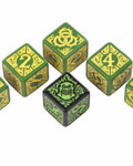 Hordes circle orboros faction dice?