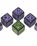 Hordes legion of everblight faction dice?
