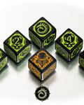 Warmachine cryx faction dice?