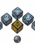 Warmachine convergence of cyriss faction dice?