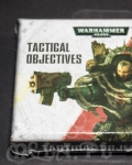 Warhammer 40000: Tactical Objectives?