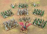 Elf mega army