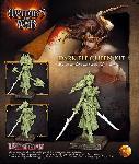 Dark elf queen / witch kit